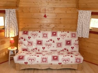 Cabins | La Plage Verte
